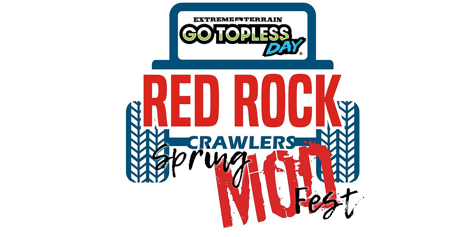 Spring MOD Fest with Red Rock Crawlers