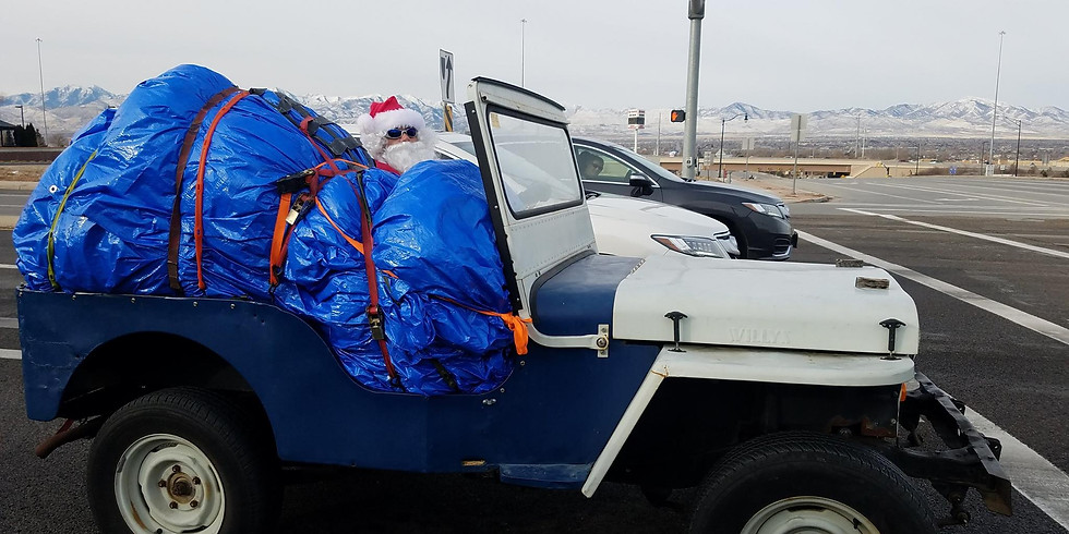 Chilly Willys Charity Drive