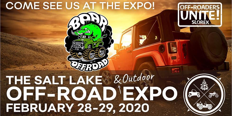 Salt Lake Off-Road Expo