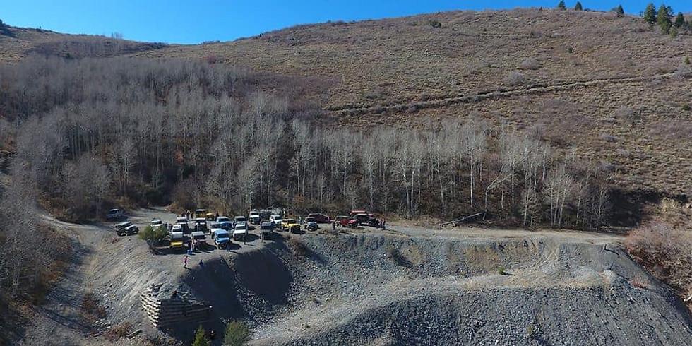 Death Canyon Trail Ride
