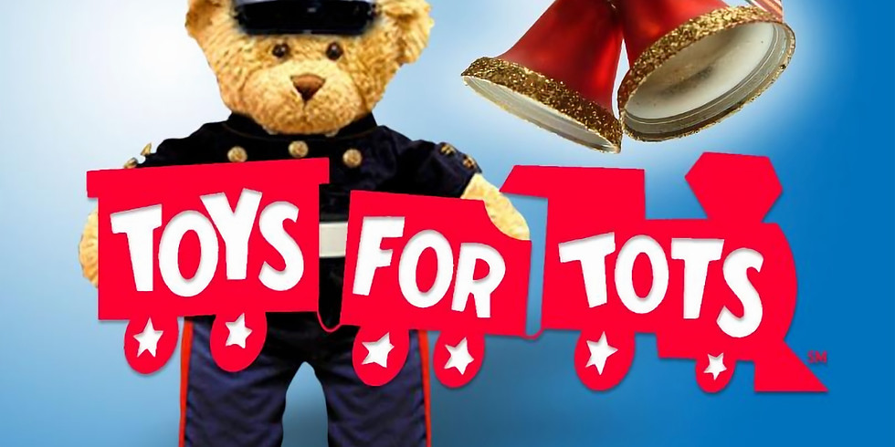 Toys For Tots & Candy Cane Corner Charity Event