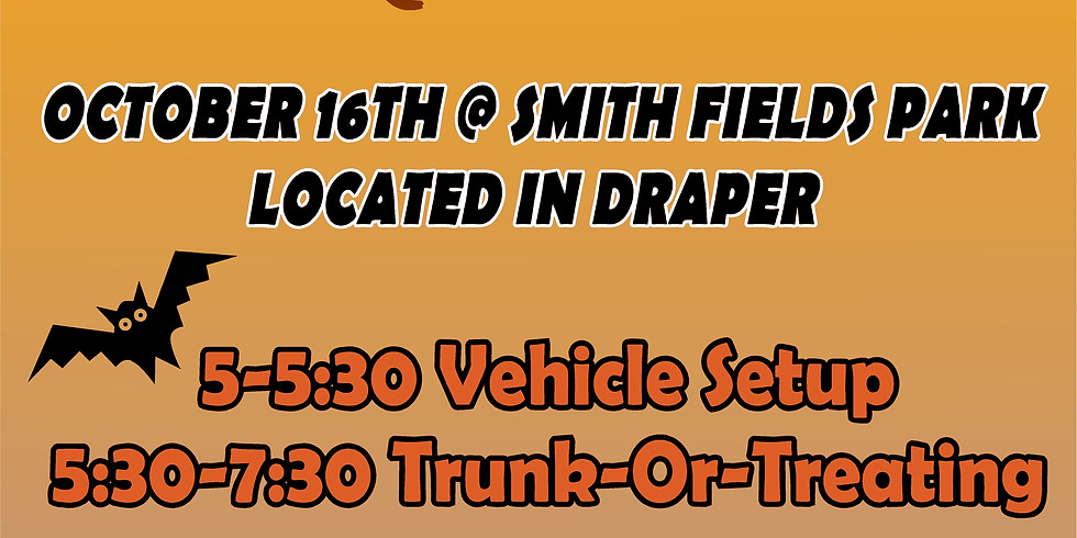 Trunk-or-Treat for Children and the Earth