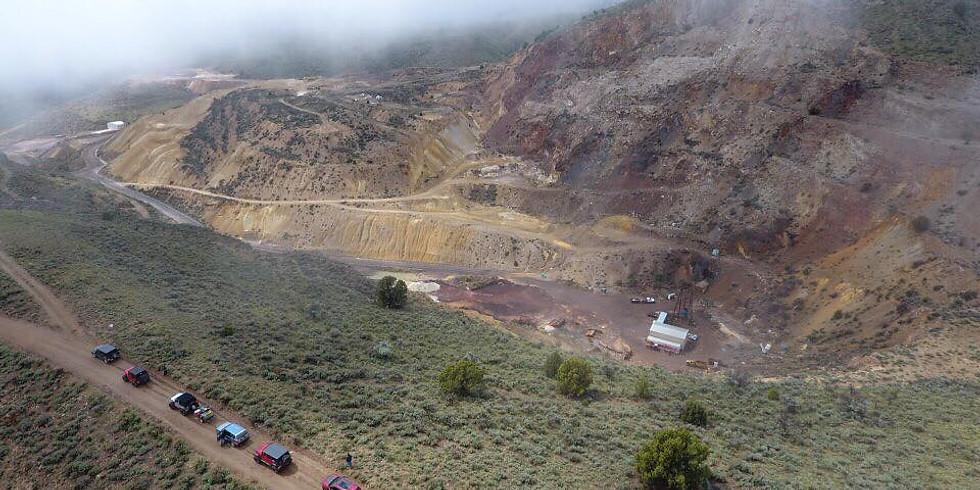 Eureka Mining District Tour