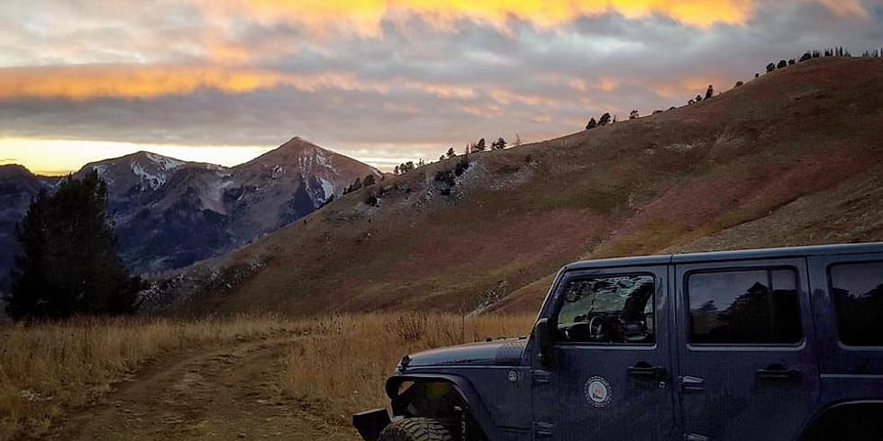 Sunset Trail Ride