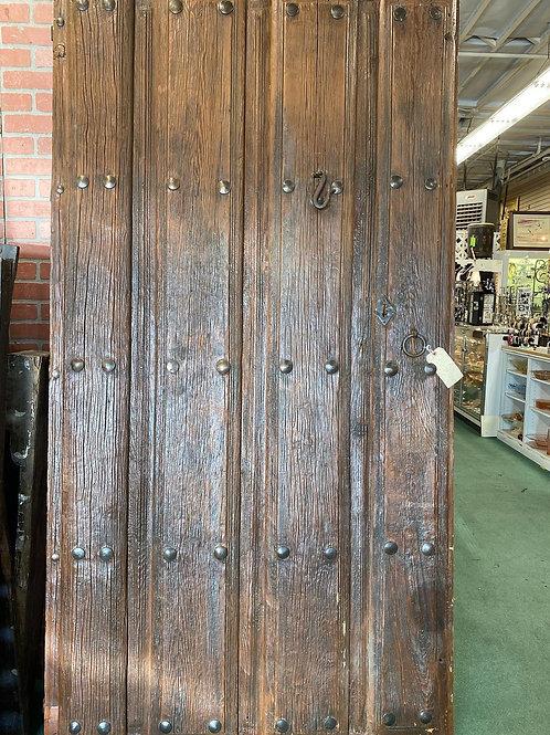 1850 MEDIEVAL PERIOD DOOR