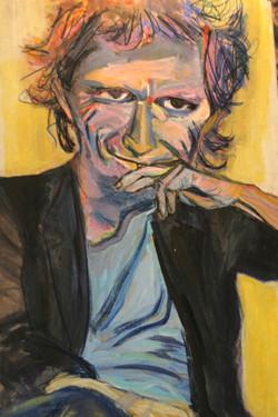 Keith Richards - Human Riff 1