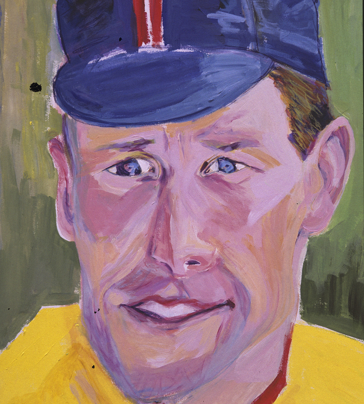 "Lance Armstrong (""Lance in a Cap"")"