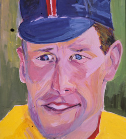 """Lance Armstrong (""""Lance in a Cap"""")"""