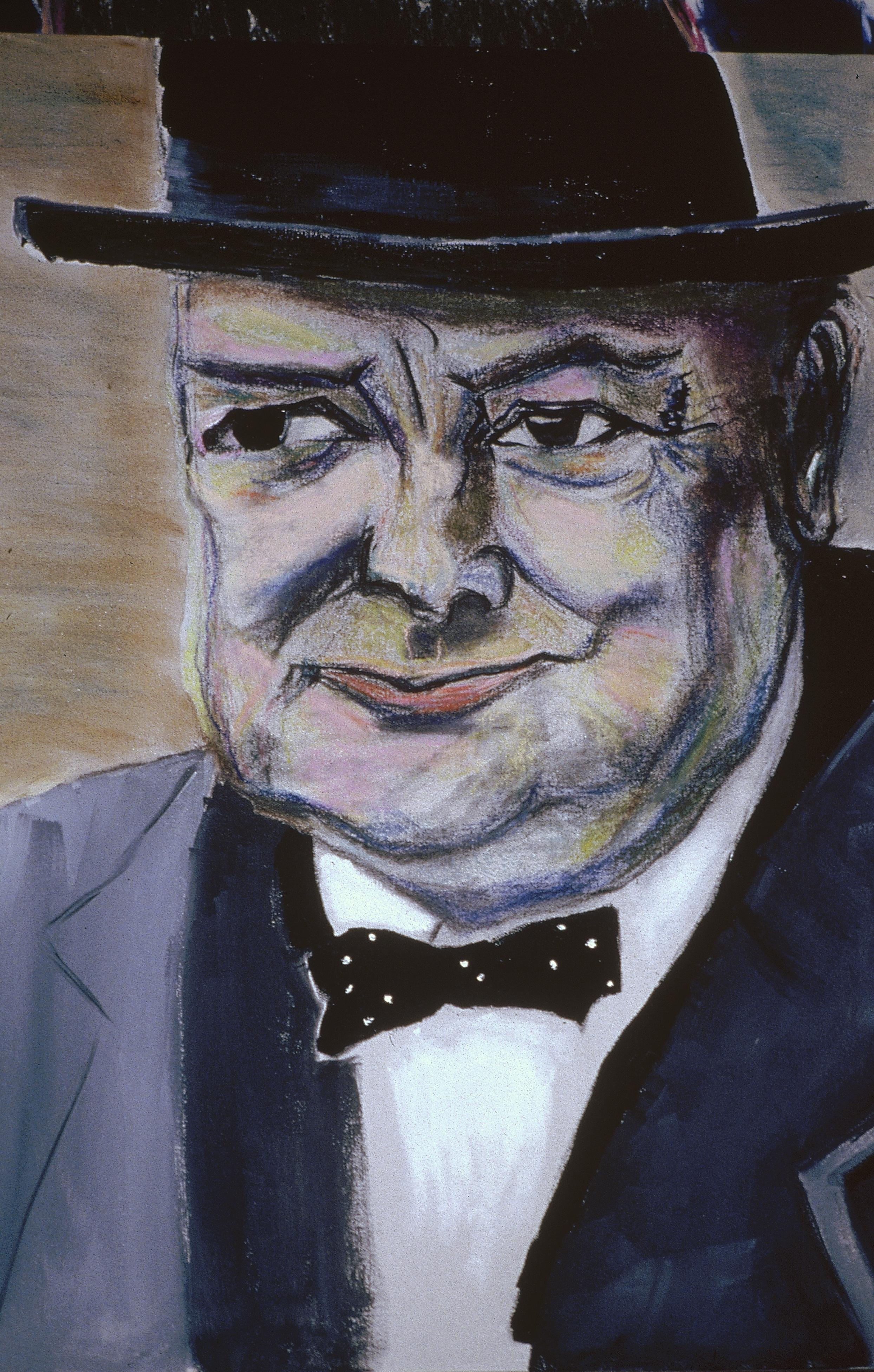 Winston Churchill I