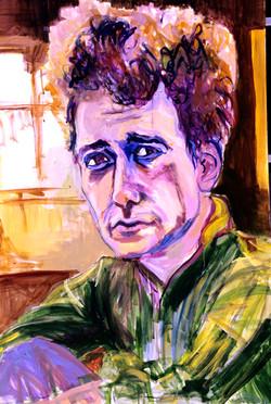 Bob Dylan as Dean