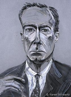 John Berryman Black & White