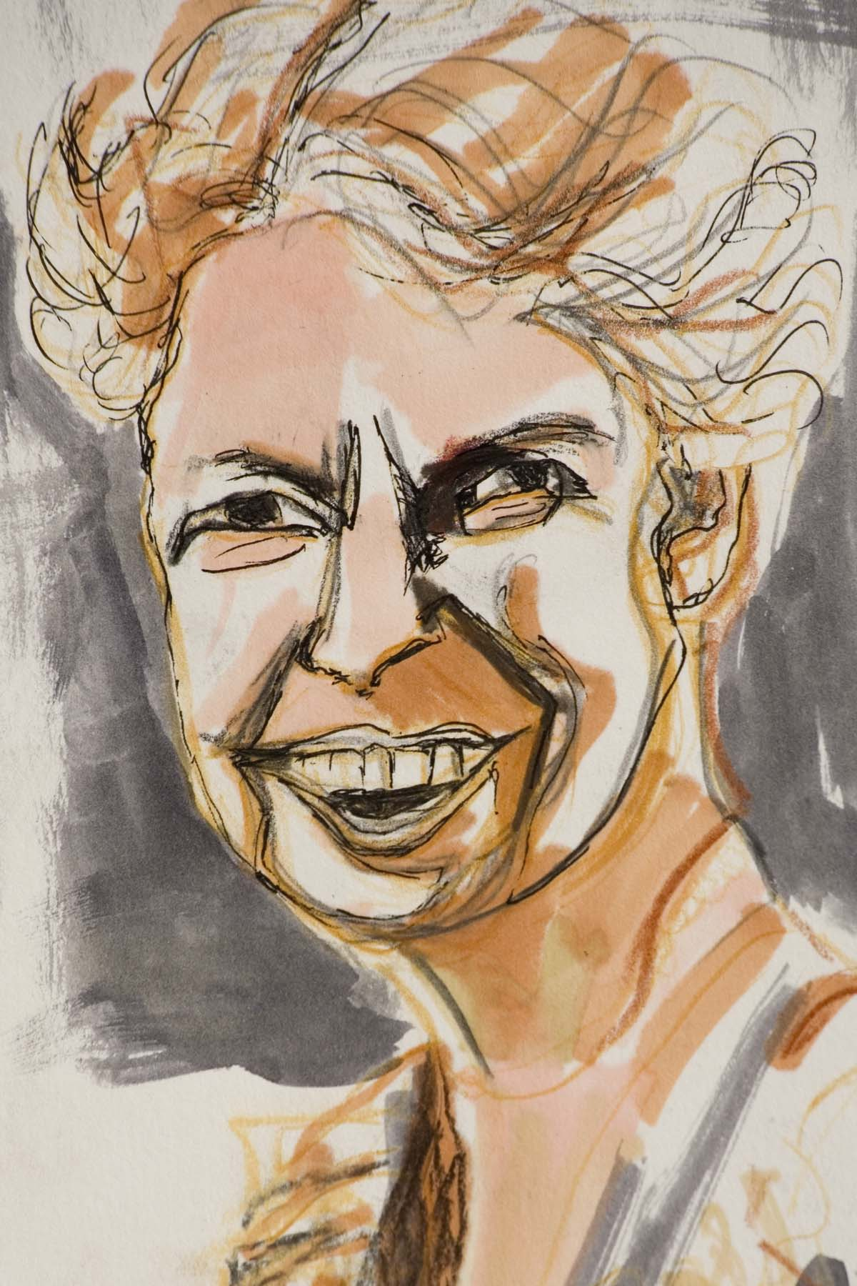 Eleanor Roosevelt I