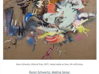 Karen Schwartz: Making Sense