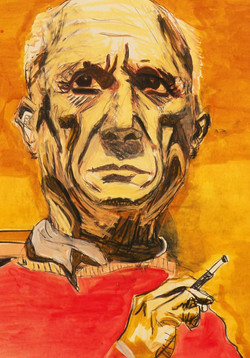 Pablo Picasso - Pablo Too
