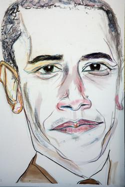 """Barack Obama, """"Obama I"""""""
