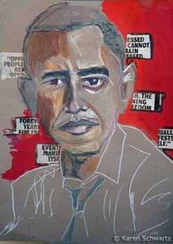 "Barack Obama ""Obama Read"""