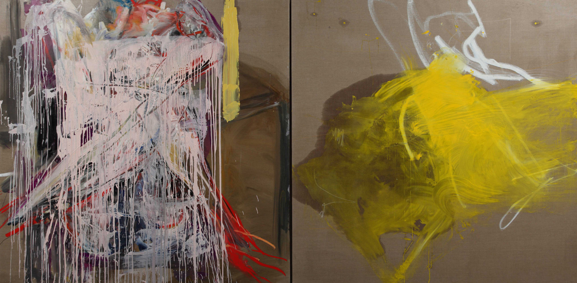 Pure Gest (Diptych)