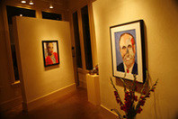 2006 Solo Exhibition at StudioSwan Gallery at Serenbe - Palmetto, Georgia