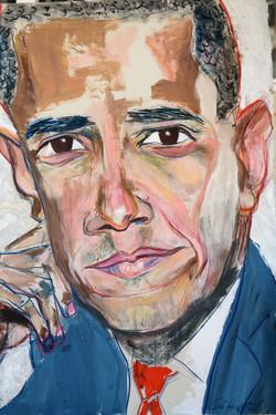 """Barack Obama """"Obama in Color"""""""