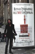 2003 Biennale Internazionale Dell' Arte Contemporanea, Florence, Italy
