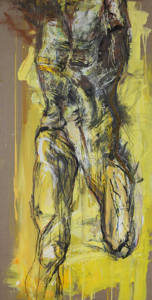Body Heat (Yellow)