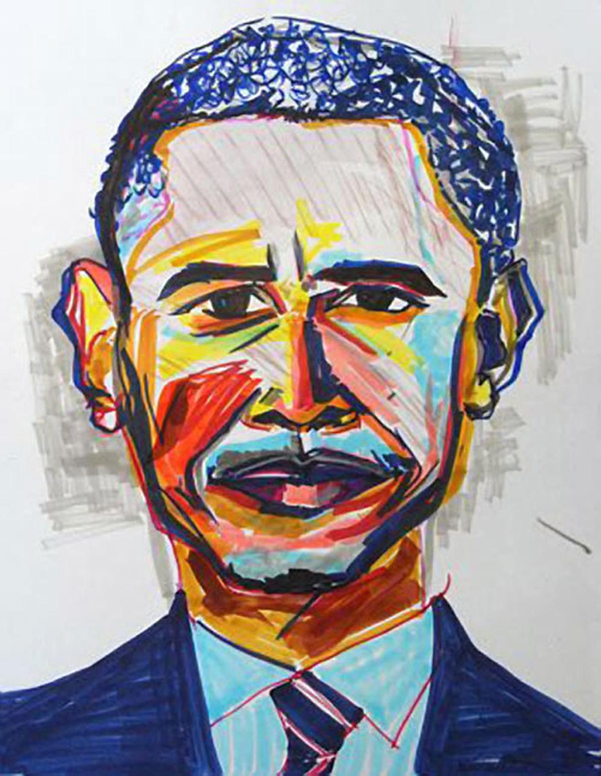 "Barack Obama ""Obama III"""