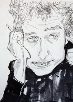 "Bob Dylan ""Dylan in Black & White"""