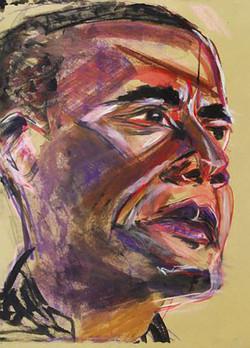 """Barack Obama """"Obama II"""""""