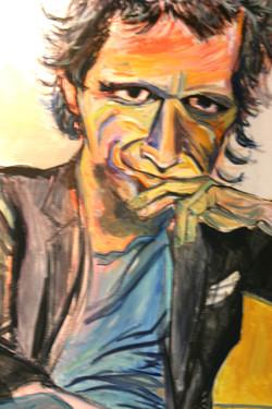 Keith Richards - Human Riff 2