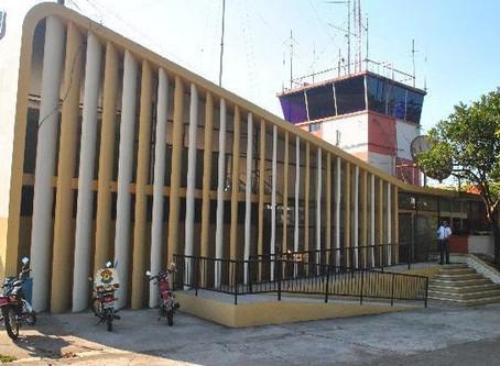 Firman pacto para operar  Aeródromo