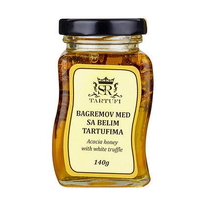 Bagremov med sa belim tartufima