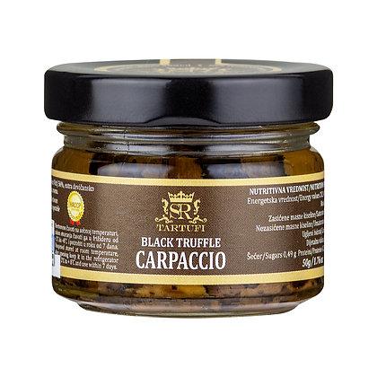 Carpaccio od crnog tartufa