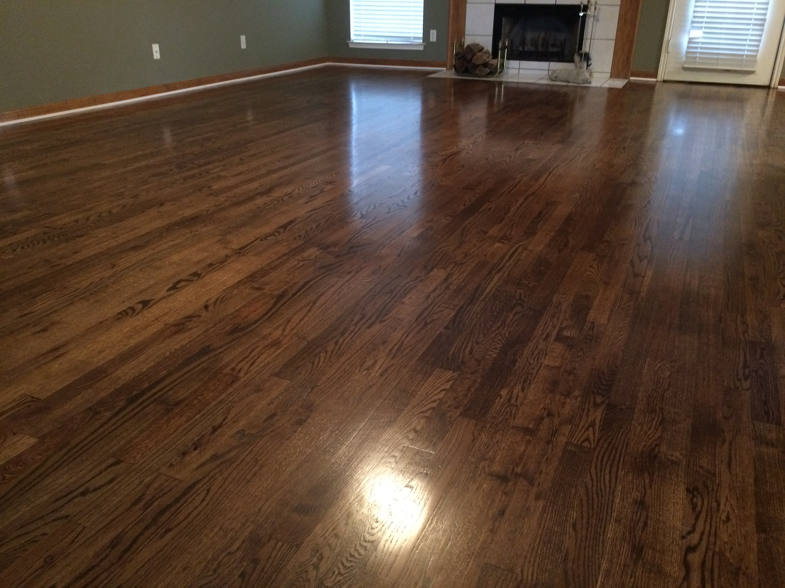 hardwood floor refinishing Houston