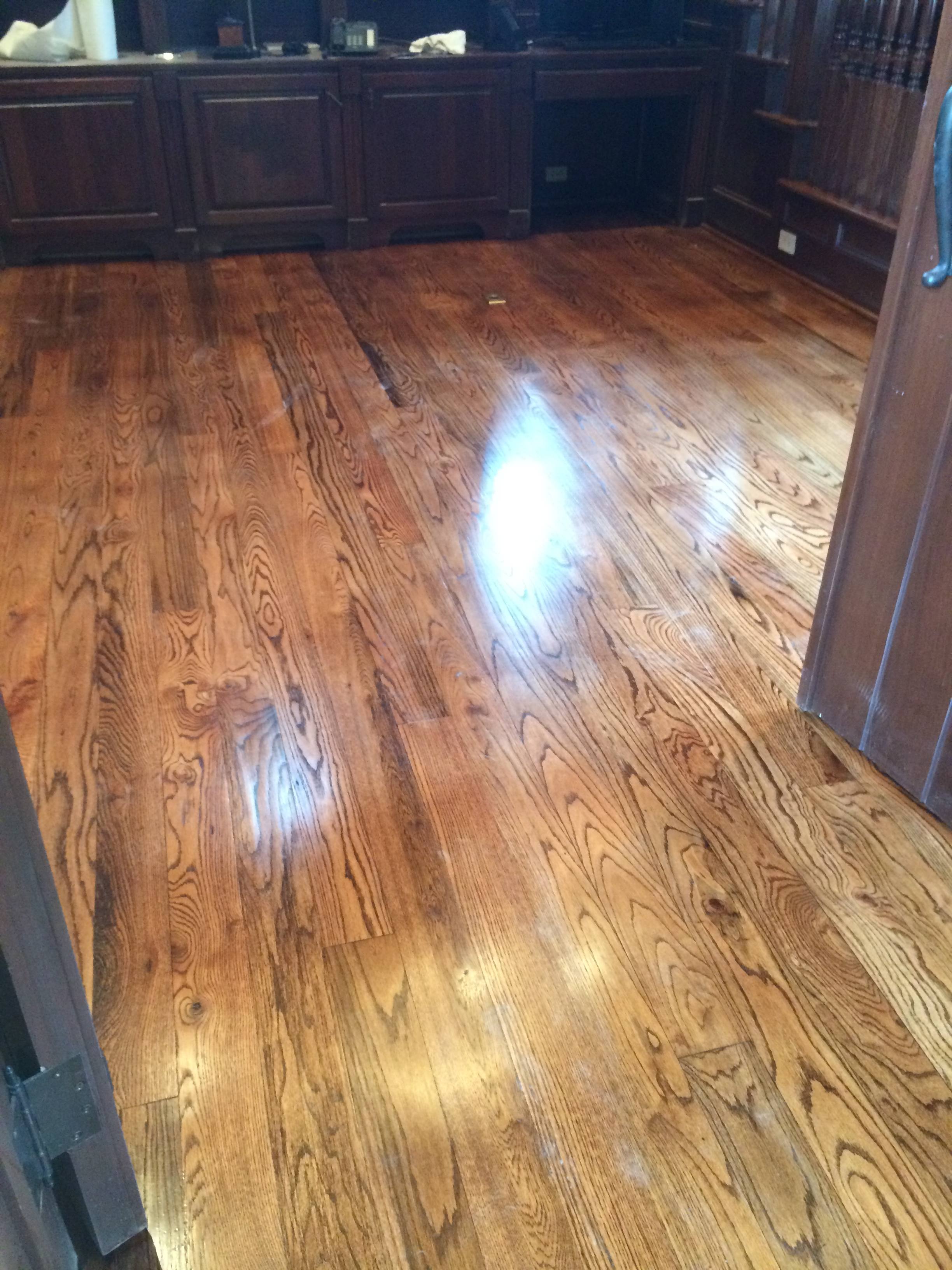 floor refinishing Houston
