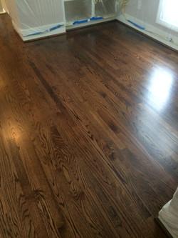 Wood Floor refinishing Houston