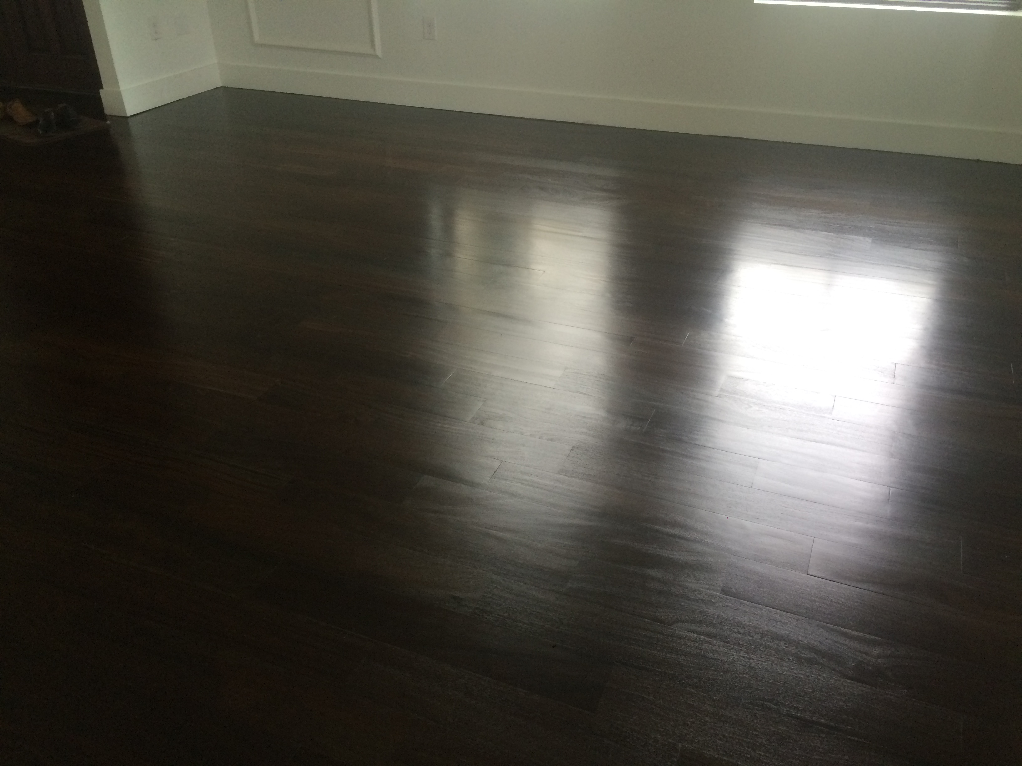 refinish wood floor Houston