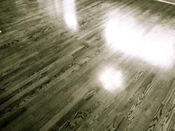 refinish wood floor Houston
