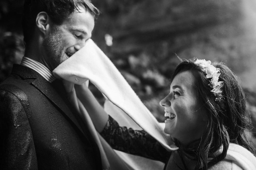 Intimate Iceland Wedding. Planner: Pink Iceland