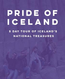 Iceland Gay Pride tour