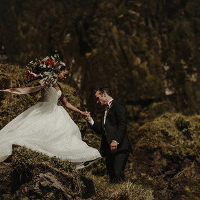 How to Elope in Iceland