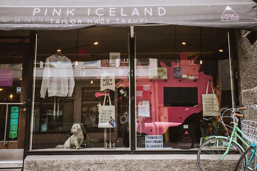 Pink Iceland Wedding planner in Iceland