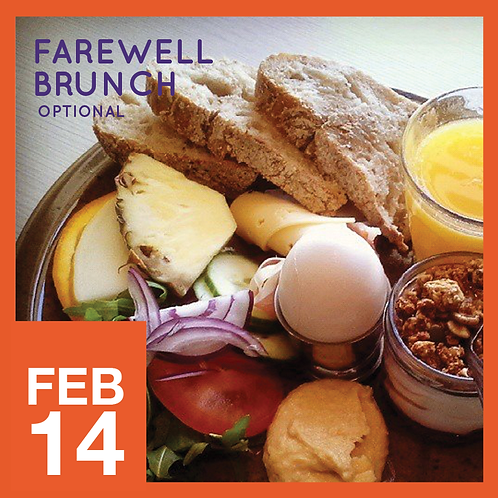 Farewell Brunch