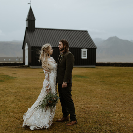 Iceland Country Church Weddings