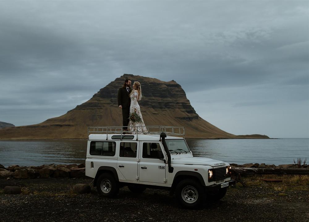 Kirkjufell mountain Snæfellsnes peninsula