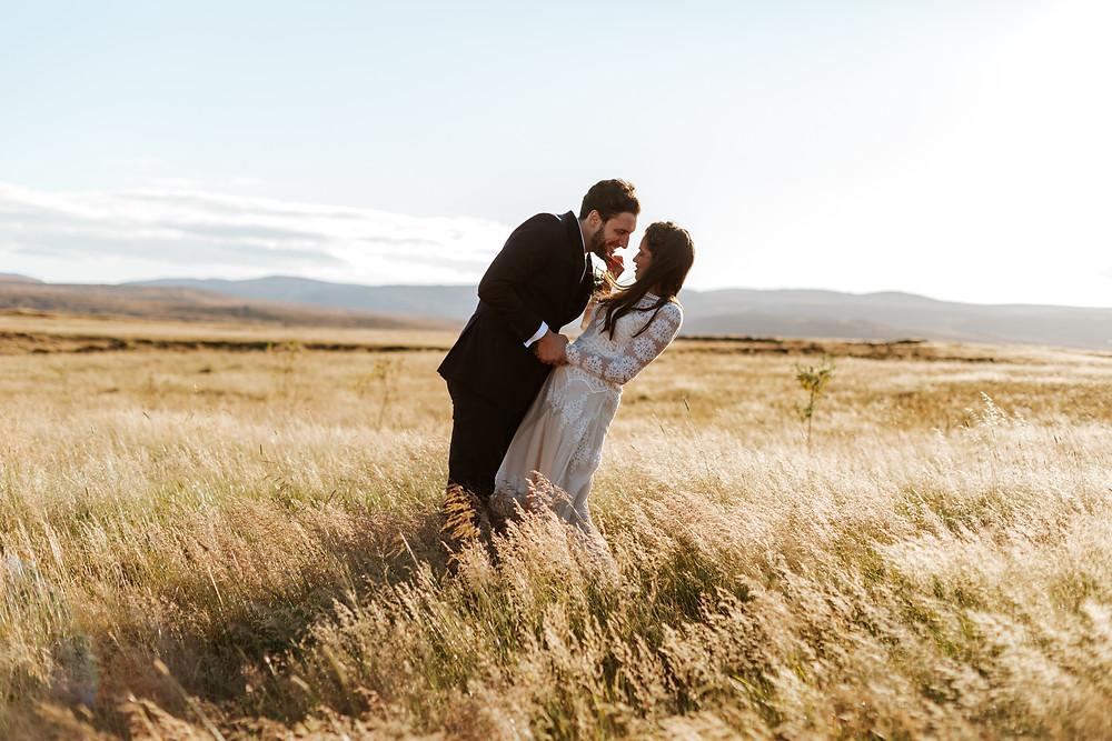 Thingvellir National Park Wedding Iceland