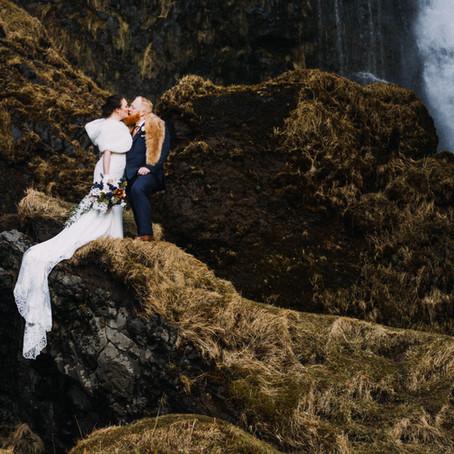 Iceland Wedding Wonderland