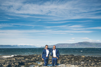Reykjavik, a beautiful city for elopements