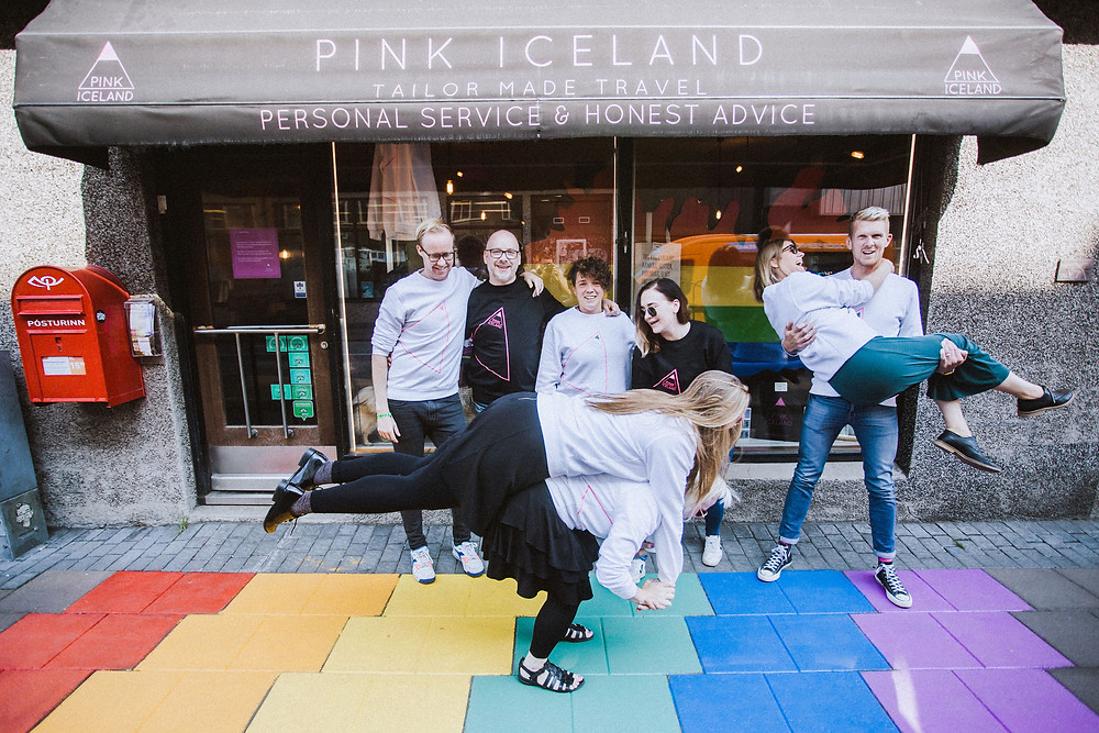 gay travel advice in iceland pink iceland