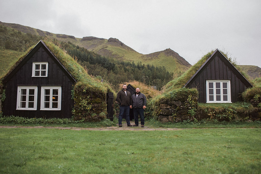 Iceland gay proposal