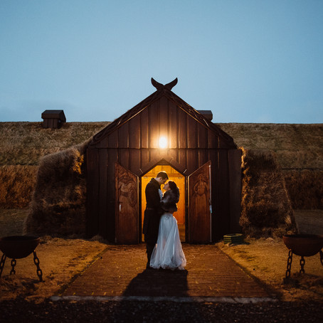 Game of Thrones Wedding in Iceland